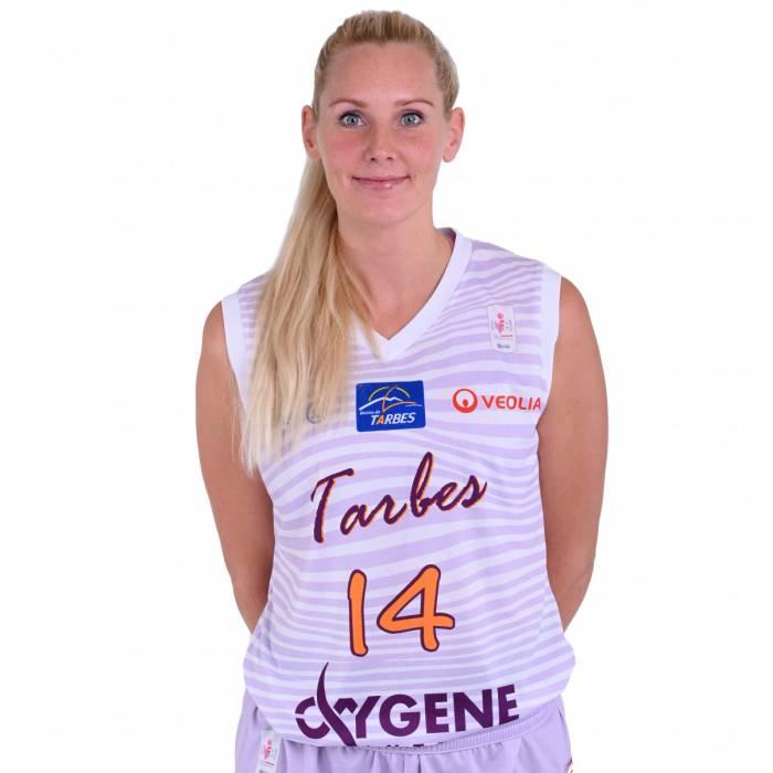 Photo of Louice Halvarsson, 2019-2020 season