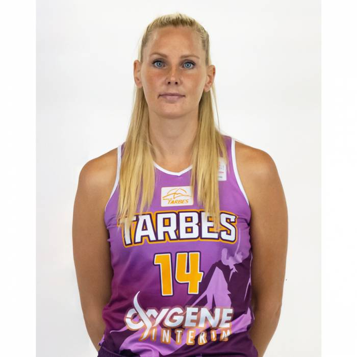 Photo of Louice Halvarsson, 2020-2021 season