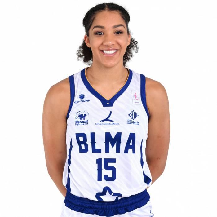 Photo of Gabby Williams, 2019-2020 season