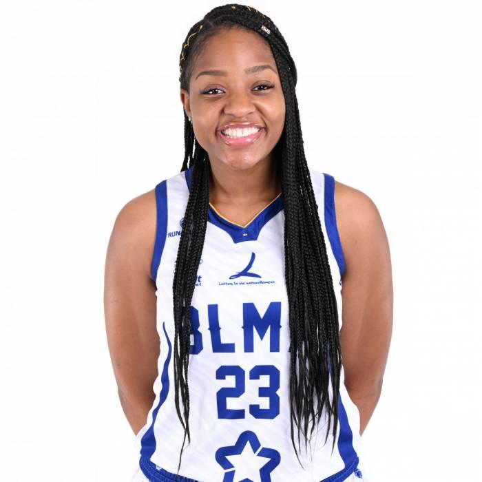 Photo of Stephanie Mavunga, 2019-2020 season