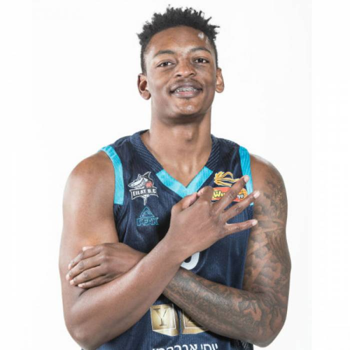 Photo de Kyvon Davenport, saison 2019-2020