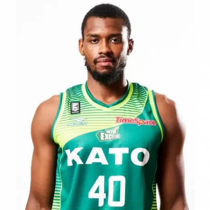 Photo of Jordan Faison, 2019-2020 season