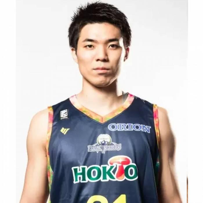 Photo de Kazuya Mitsui, saison 2019-2020