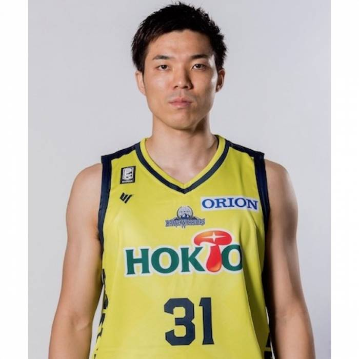 Photo de Kazuya Mitsui, saison 2020-2021