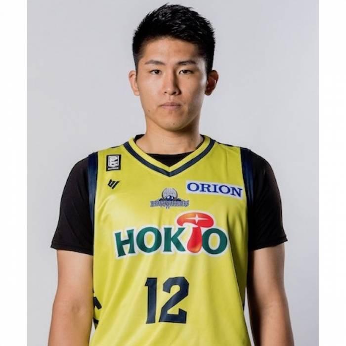 Photo de Louis Kurihara, saison 2020-2021