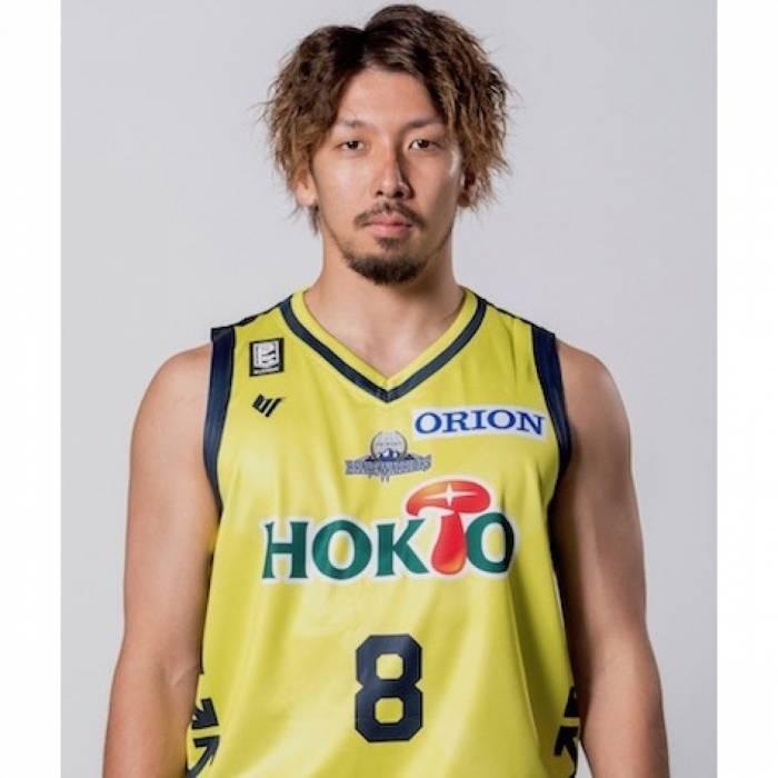 Photo de Tatsuya Nishiyama, saison 2020-2021