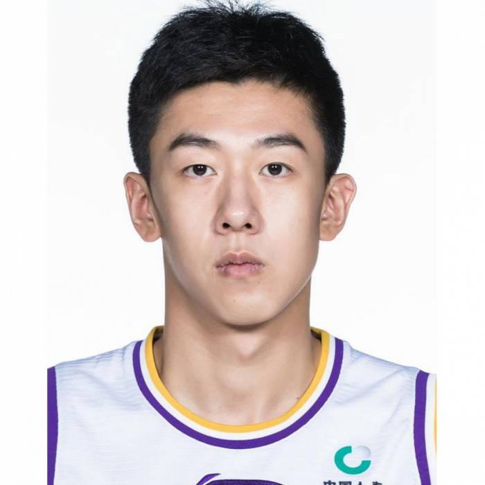 Photo of Wang Shaojie, 2019-2020 season