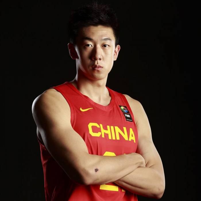 Photo of Wang Shaojie, 2021-2022 season