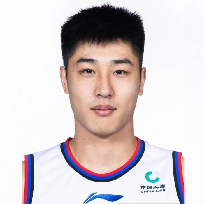 Photo of Siyu Liu, 2019-2020 season