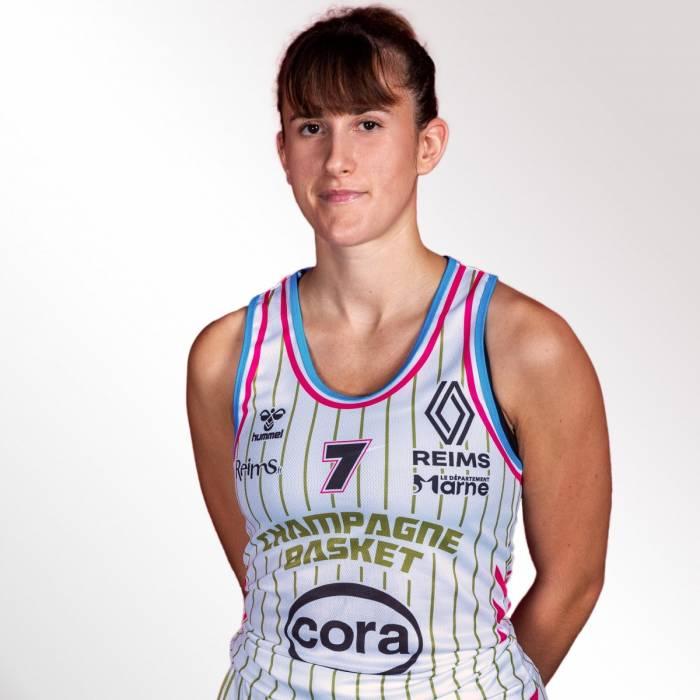 Photo of Mathilde Domenger, 2021-2022 season