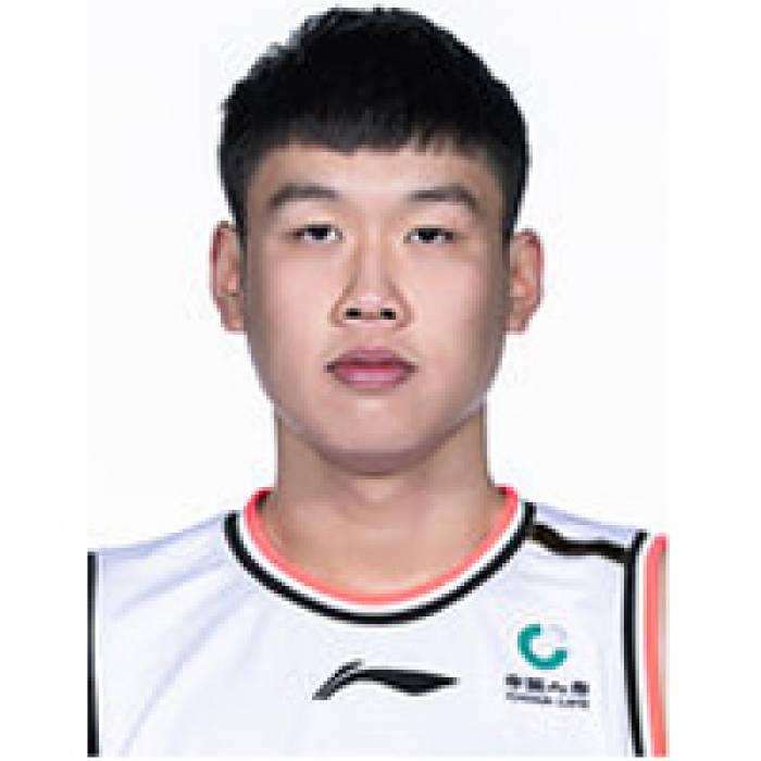 Photo of Wang Huadong, 2019-2020 season