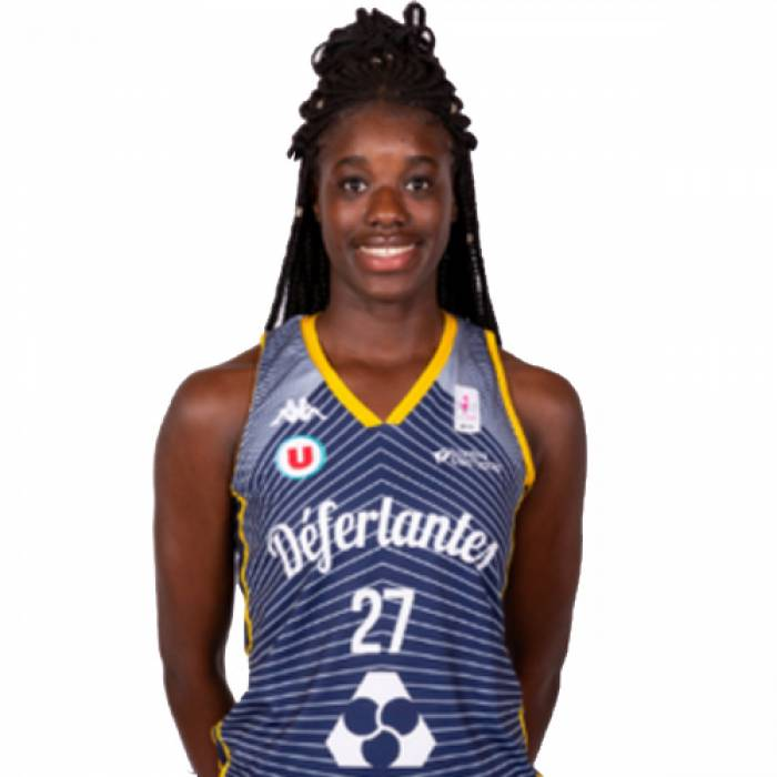 Photo of Hatoumata Diakite, 2020-2021 season