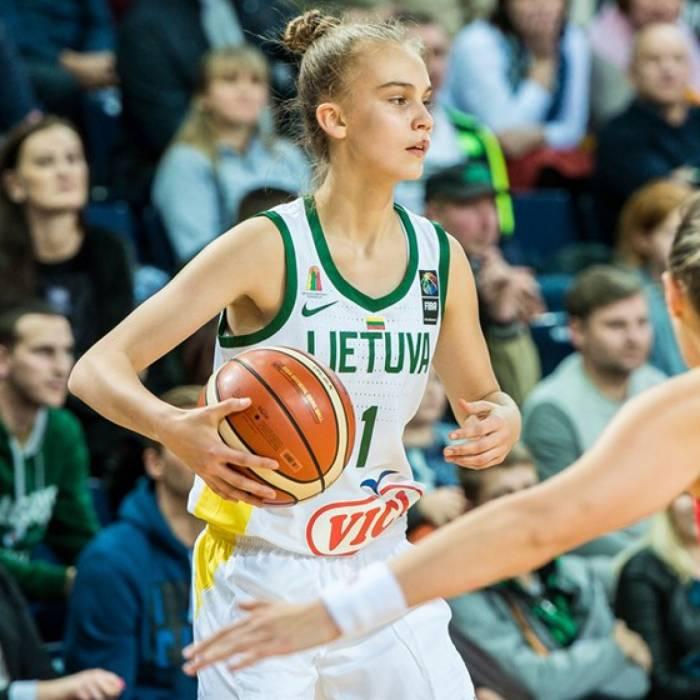 Photo of Juste Jocyte, 2019-2020 season