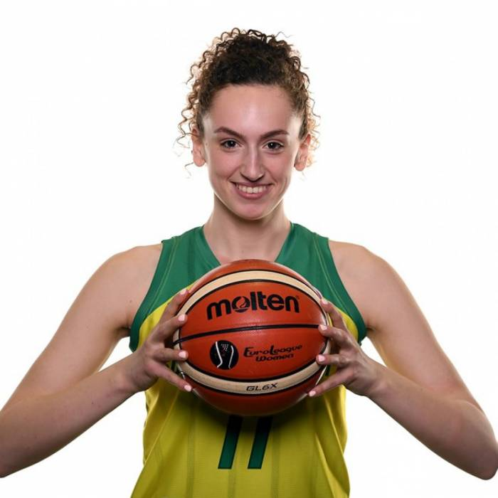 Photo of Aleksandra Crvendakic, 2018-2019 season