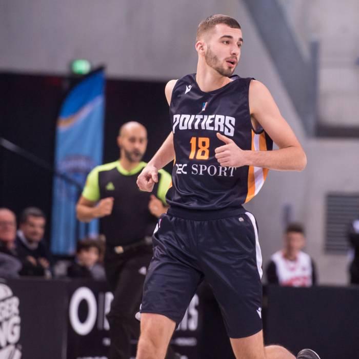 Photo de Thibault Merceron, saison 2019-2020