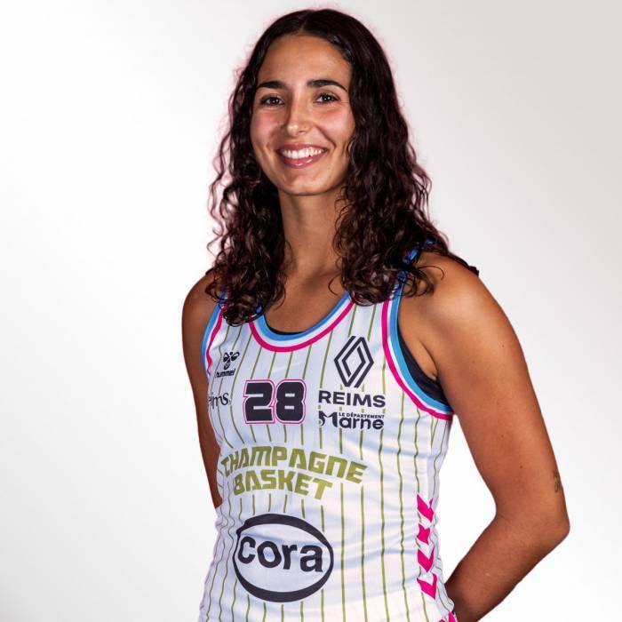Photo of Mila Marquet, 2021-2022 season