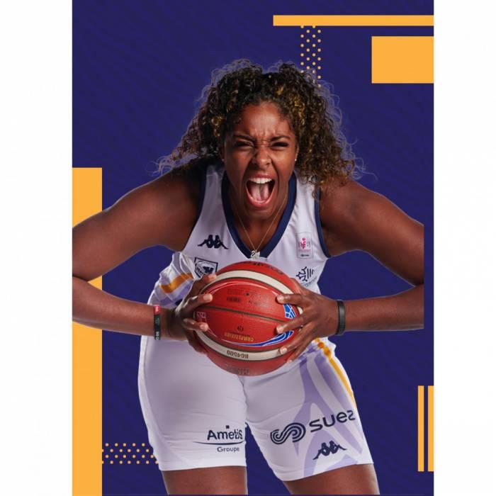 Photo of Cheyenne Parker, 2020-2021 season
