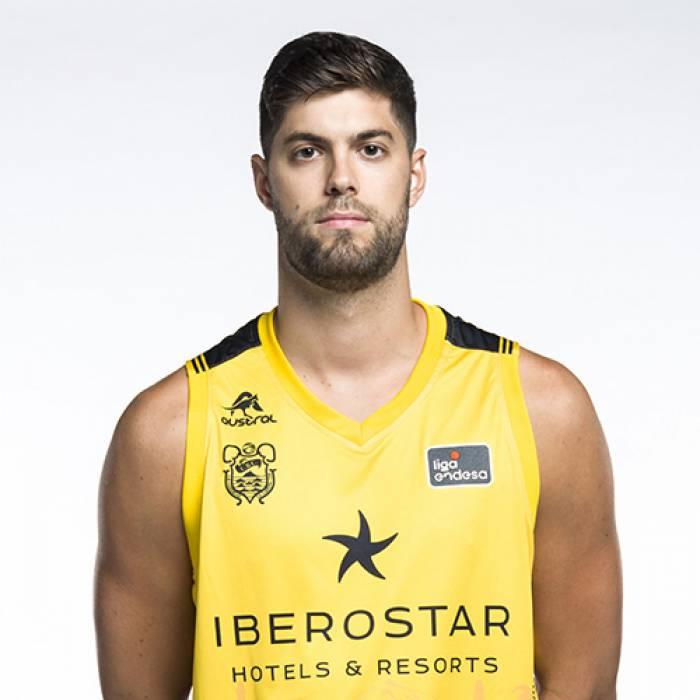 Photo de Santi Yusta, saison 2019-2020