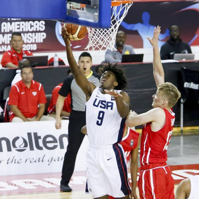 Photo of Tyrese Maxey, 2018-2019 season