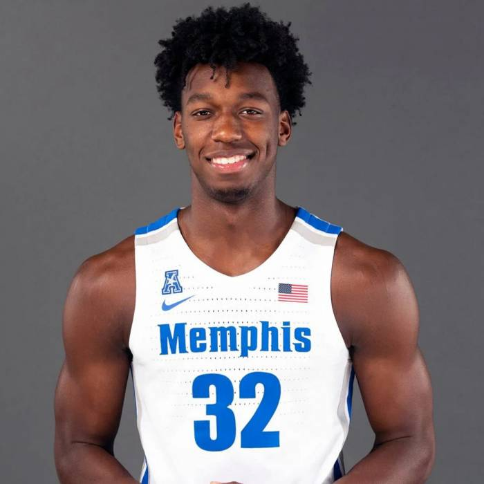 Photo of James Wiseman, 2019-2020 season