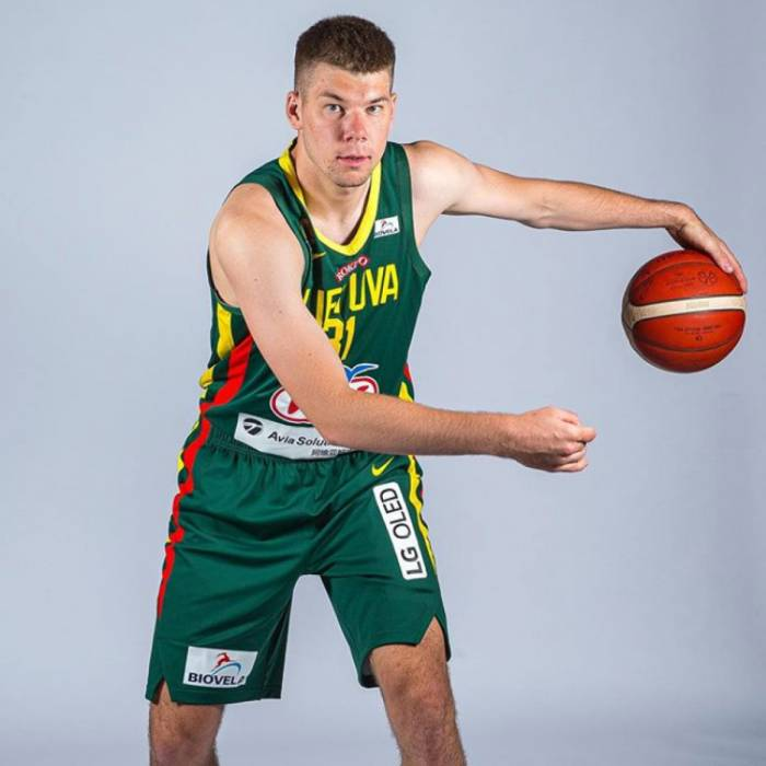 Photo of Rokas Giedraitis, 2019-2020 season