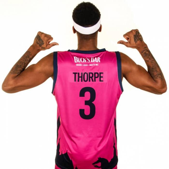 Photo of Dante Thorpe, 2019-2020 season