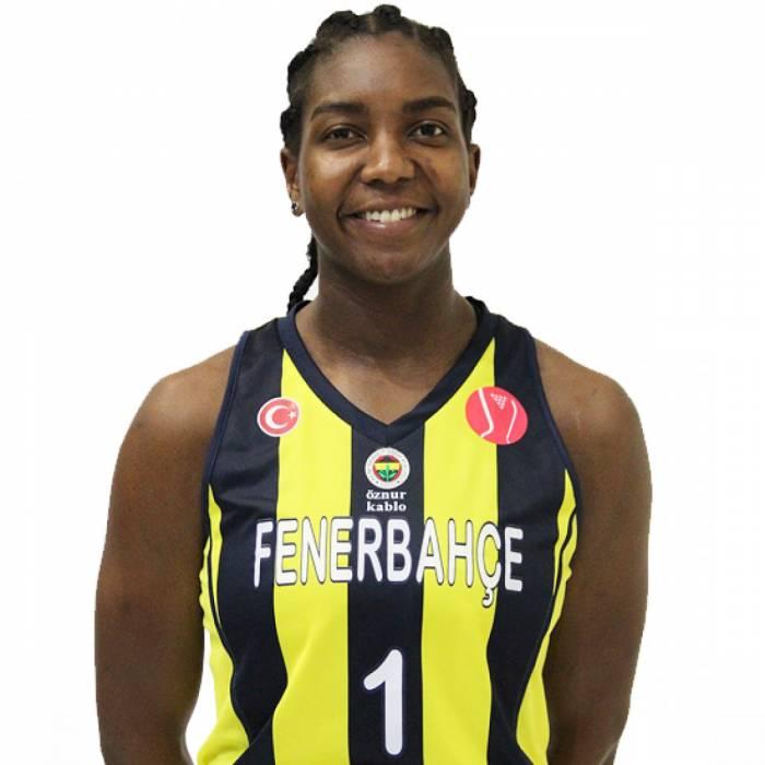 Photo of Elizabeth Williams, 2019-2020 season