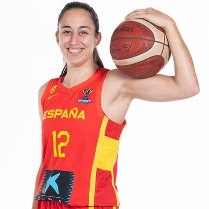 Photo of Maite Cazorla, 2021-2022 season