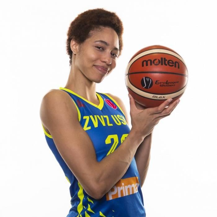 Photo of Isabelle Harrison, 2018-2019 season
