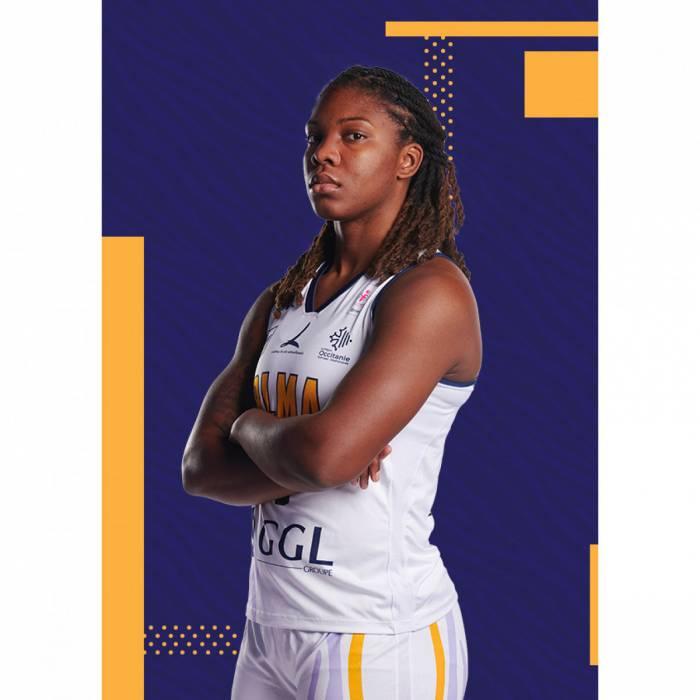 Photo of Myisha Hines-Allen, 2020-2021 season