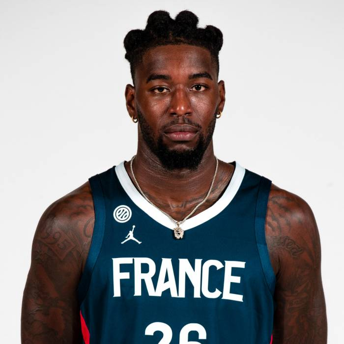 Photo of Mathias Lessort, 2019-2020 season