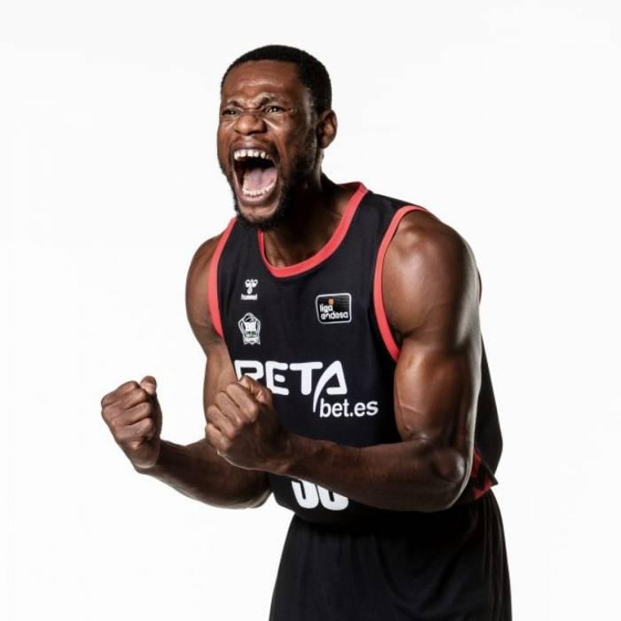 Photo of Kingsley Moses, 2020-2021 season