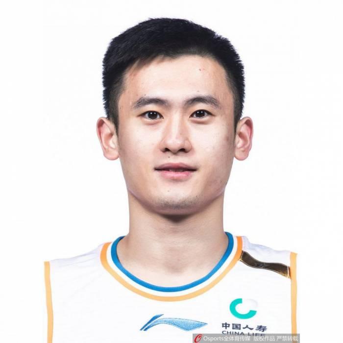 Photo of Junlin Hu, 2019-2020 season