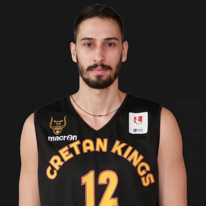 Photo of Michail Kamperidis, 2019-2020 season