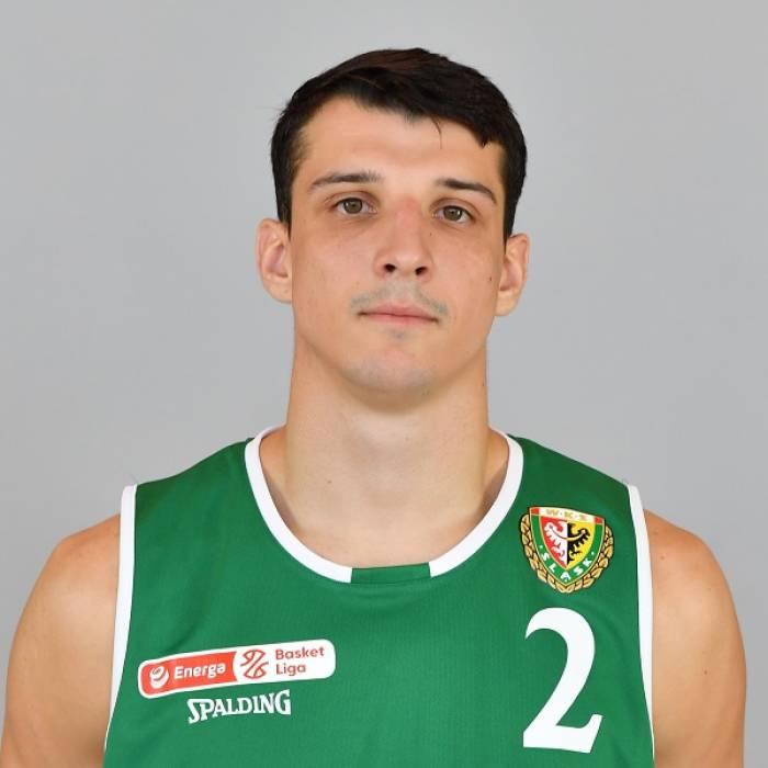 Photo of Artur Labinowicz, 2020-2021 season