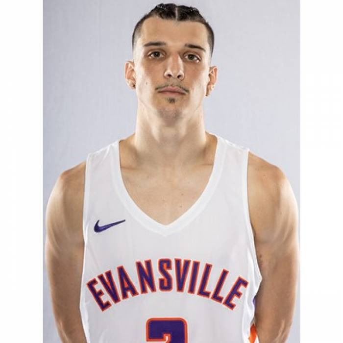 Photo of Artur Labinowicz, 2019-2020 season