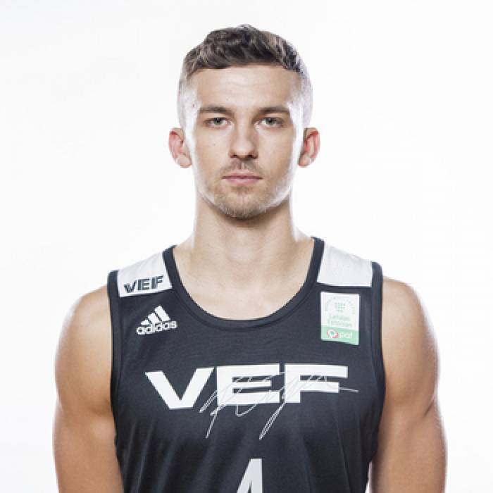 Photo of Kristers Zoriks, 2020-2021 season