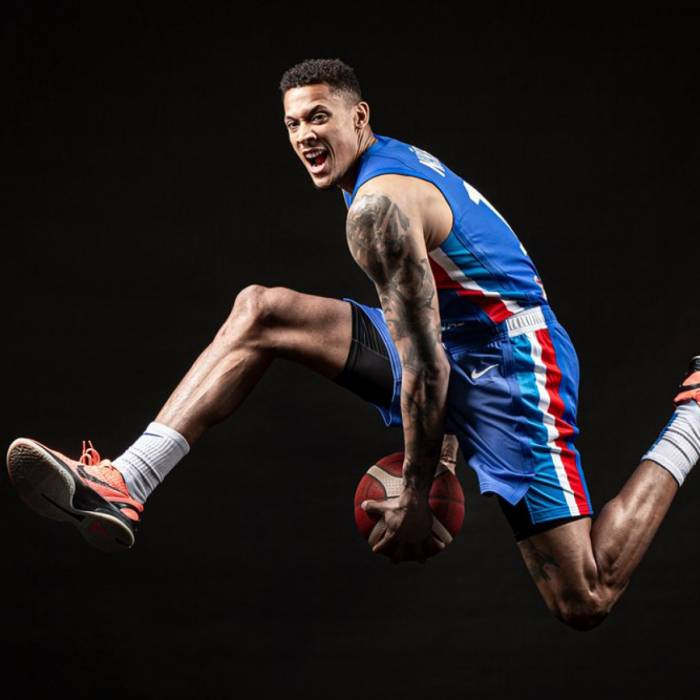 Photo of Angel Nunez, 2021-2022 season