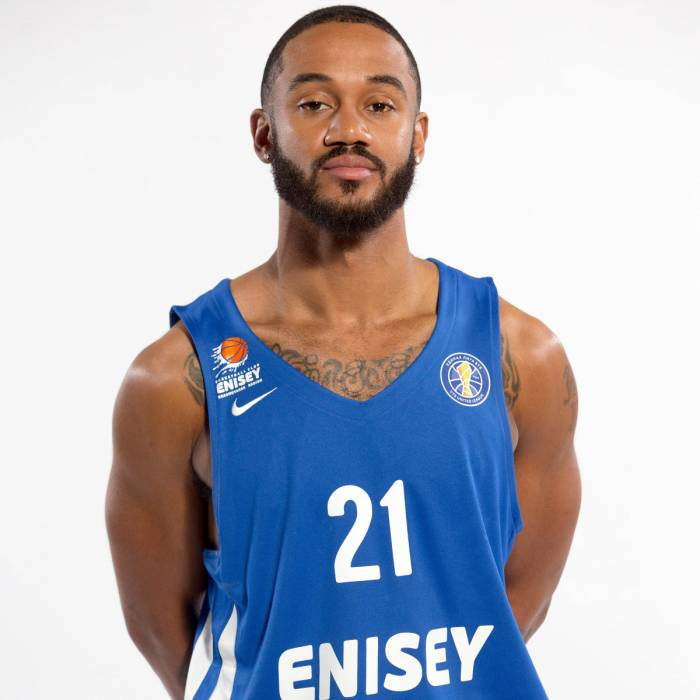 Photo de John Roberson, saison 2018-2019