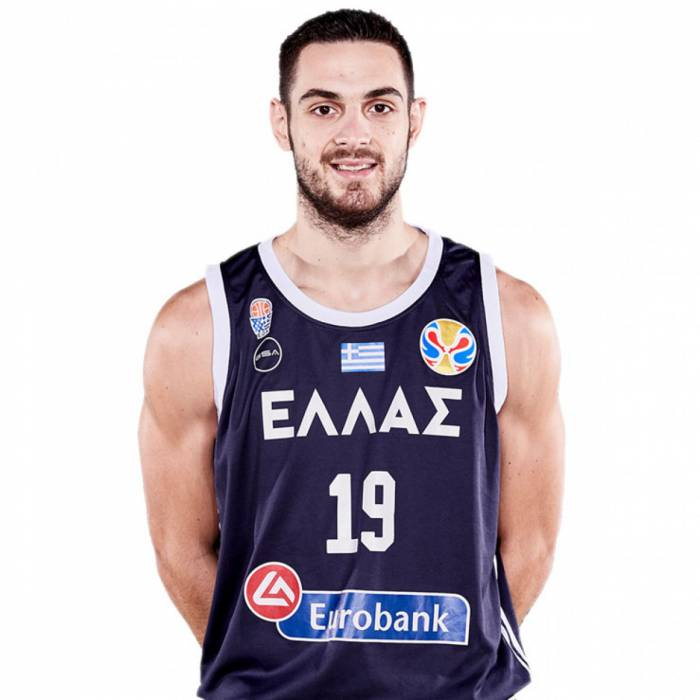 Photo of Ioannis Papapetrou, 2019-2020 season
