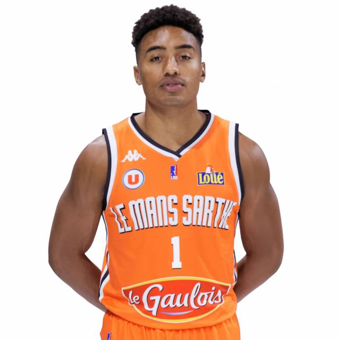 Photo de Brandon Taylor, saison 2019-2020