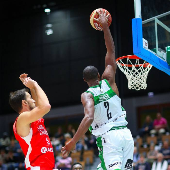 Photo of Tyren Johnson, 2019-2020 season