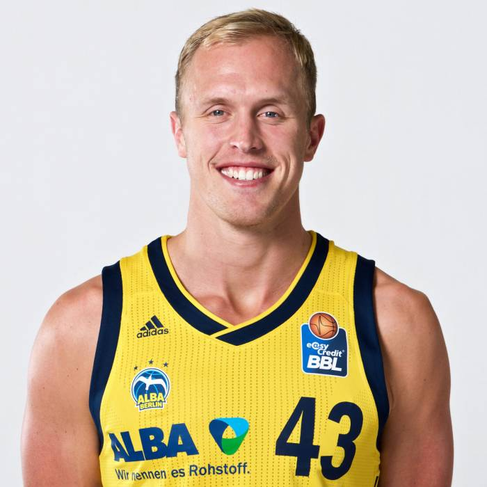 Photo of Luke Sikma, 2018-2019 season