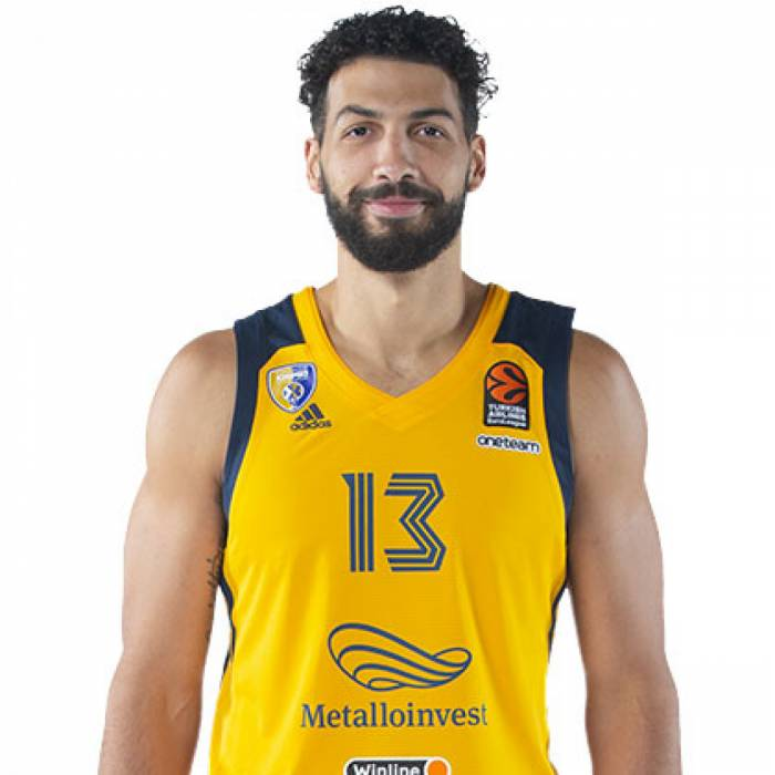 Photo of Anthony Gill, 2019-2020 season