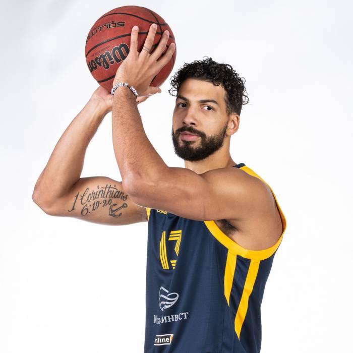Photo of Anthony Gill, 2019-2020 season
