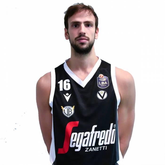 Photo of Marcos Delia, 2019-2020 season
