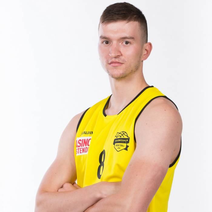 Photo of Nedim Buza, 2018-2019 season