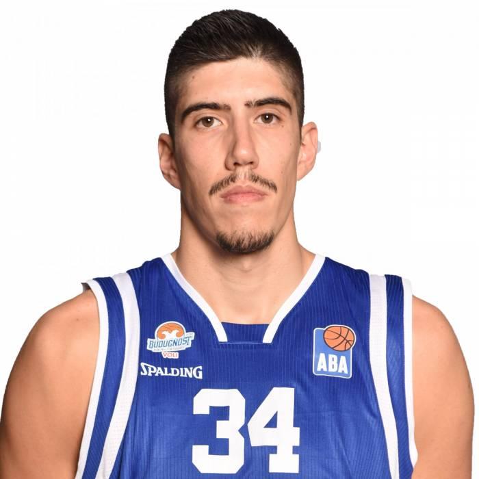 Photo of Danilo Nikolic, 2018-2019 season