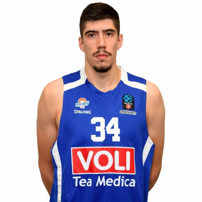 Photo of Danilo Nikolic, 2019-2020 season