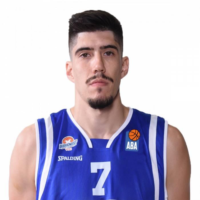 Photo of Danilo Nikolic, 2020-2021 season